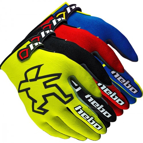 Hebo Nano PRO-2 Trials Gloves