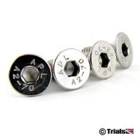 GasGas Airbox Stainless Screws - Pack 4 - TXT Pro/Raga/Racing/Factory/GP