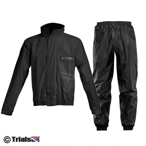 Acerbis LOGO Full Waterproofs - Jacket/Pant Set