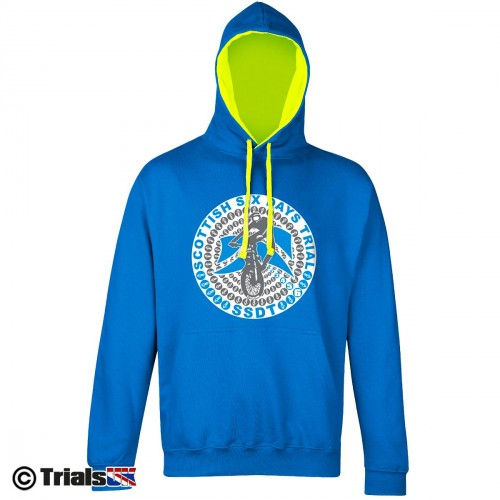 Official Scottish Six Days Trials Infinity Full Hoodie