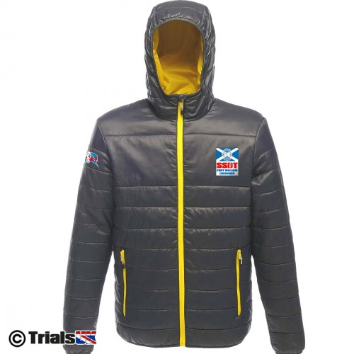 Official Scottish Six Days Trial Infinity Padded Jacket