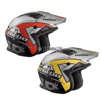 Hebo Zone 4 KONTROX Trials Riding Helmet - 2 Colourways