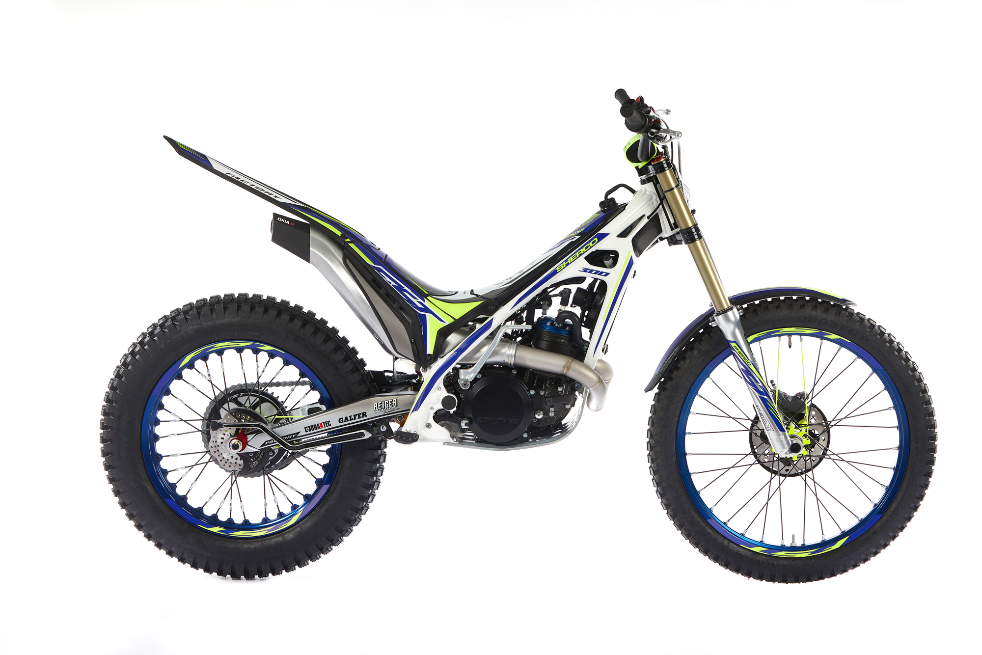 New Trials Bikes