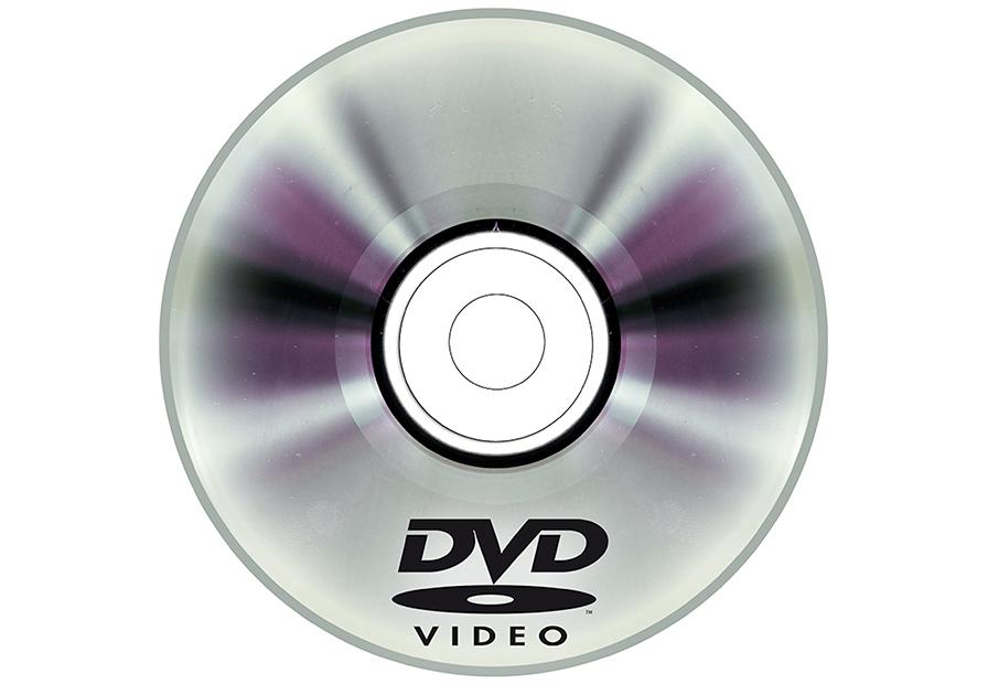 DVD's & Media